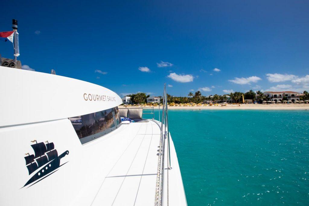 Pyratz Gourmet Sailing Catamaran