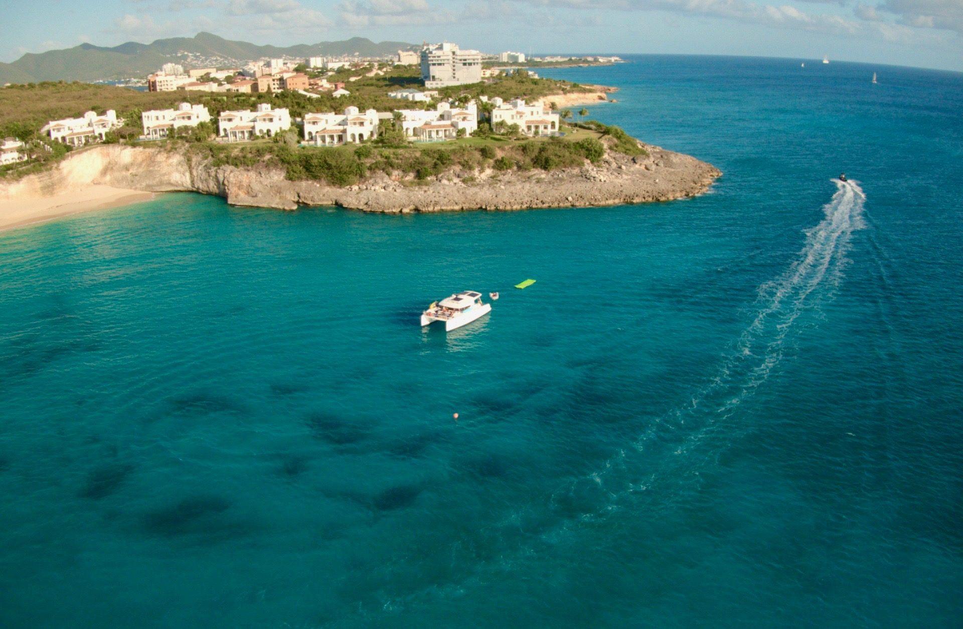 Social Distancing activity: boat trip
