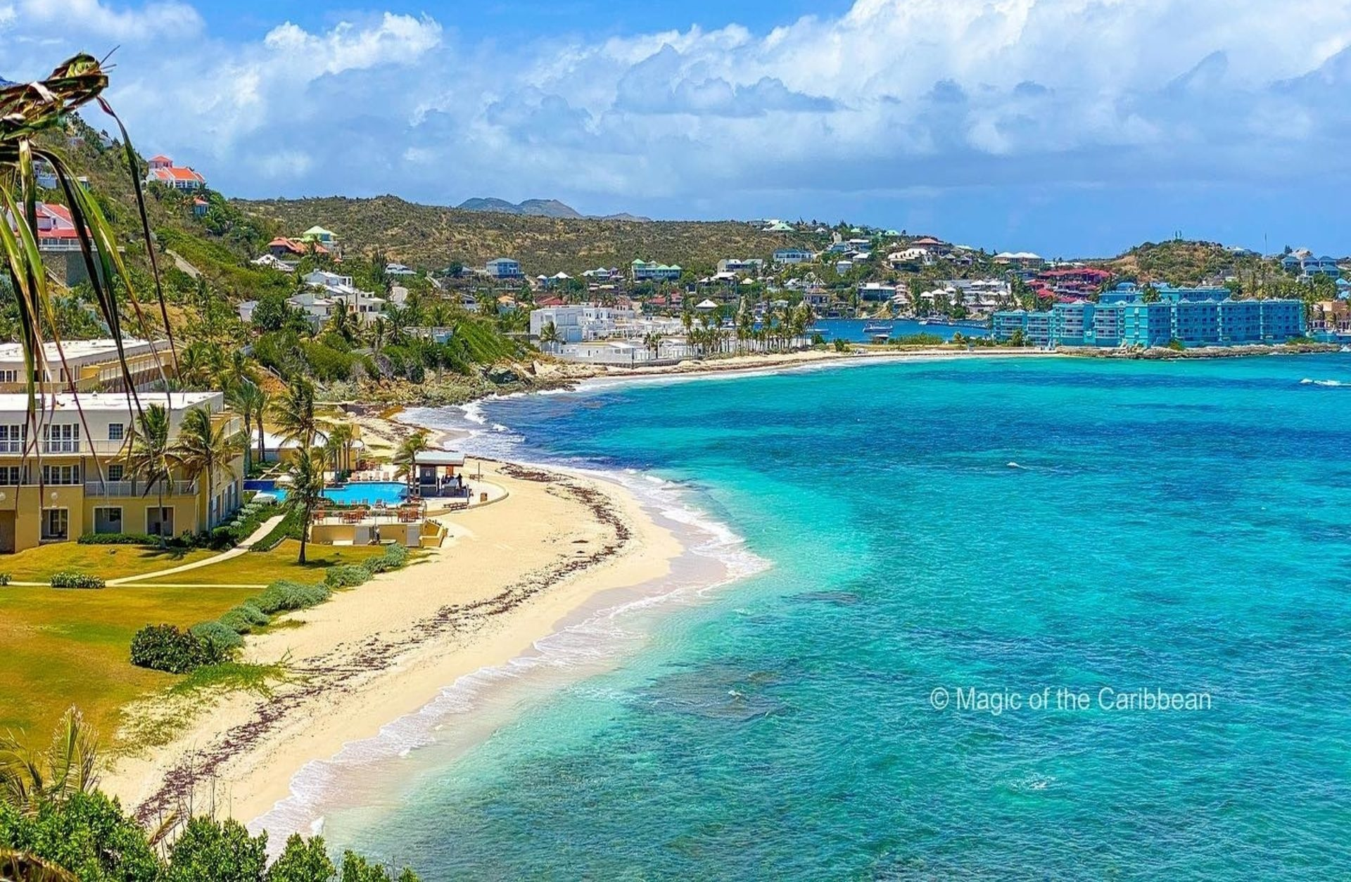 Magic of The Caribbean Picture